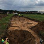 """Baugrund im zukünftigen Neubaugebiet """"Am Abteiwald"""" wurde untersucht"""