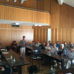 Sitzung Präventionsrat am 14.08.2017