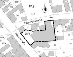 Bild Bebauung Hauptstraße