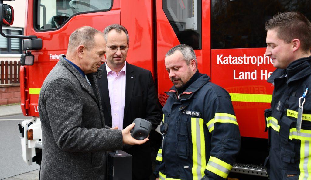 Übergabe Wärmebildkamera Feuerwehr Eppertshausen_2